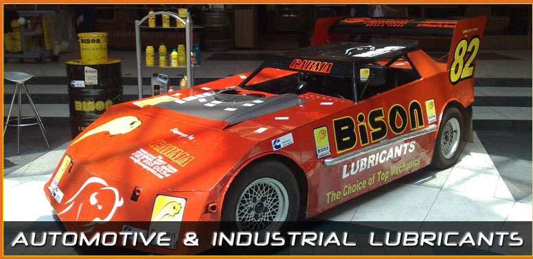 Bison Lubricants Automotive & Industrial Lubricants